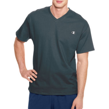 jcpenney.com | Champion® Short-Sleeve Jersey V-Neck Tee
