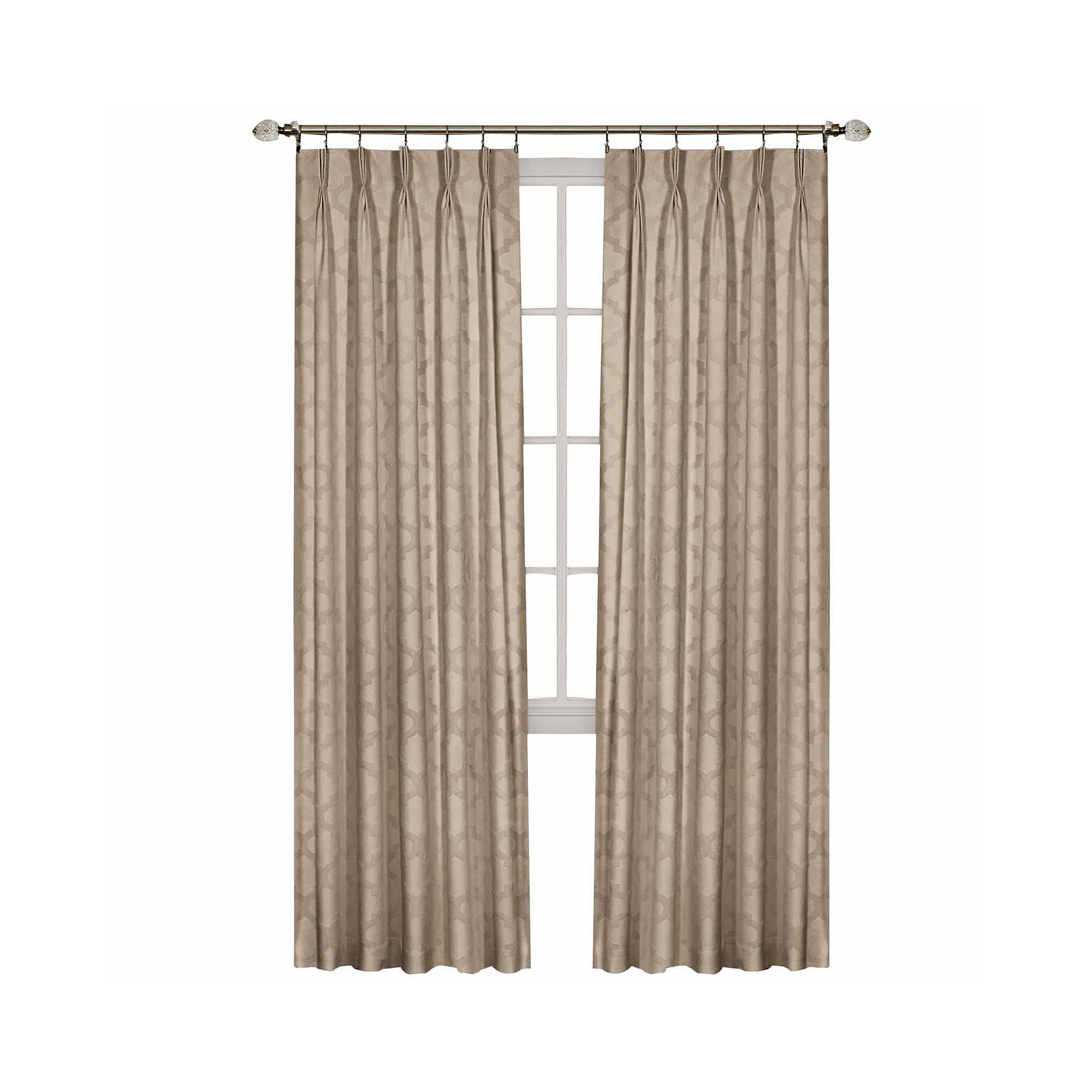 Windsor Pinch Pleat Curtain Panel
