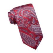 Stafford® Kingston Paisley Silk Tie