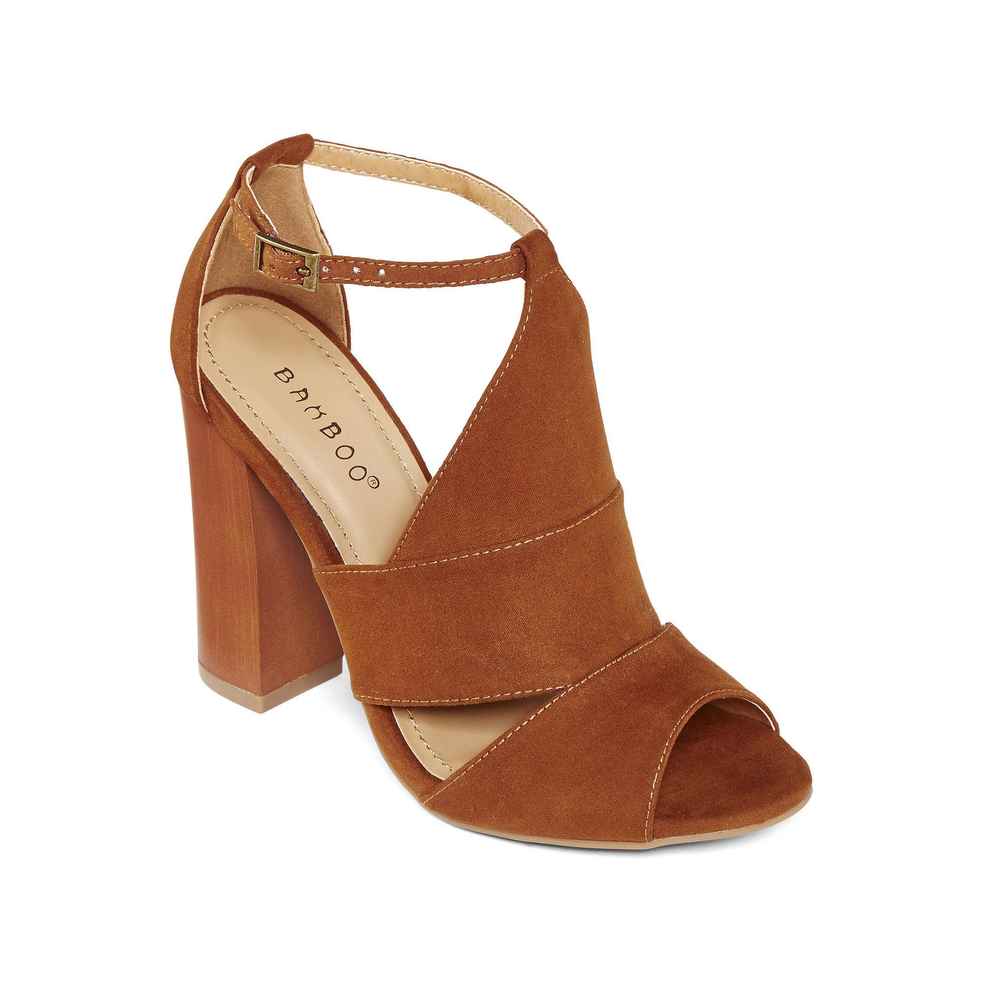 e2b587d9e9 Bamboo Embark Chunky Heel Sandals. EAN-13 Barcode of UPC 768241198725.  768241198725