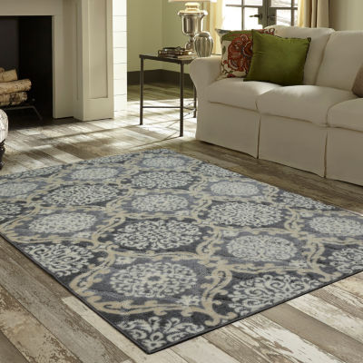 Exceptional JCPenney Home™ Lola Rectangular Rug