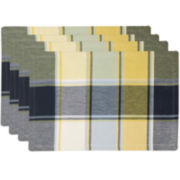 Park B. Smith® Blockbuster Set of 4 Placemats