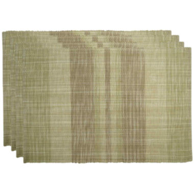 jcpenney.com | Park B. Smith® Avani Set of 4 Placemats