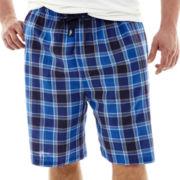 Jockey® Woven Pajama Shorts-Big & Tall