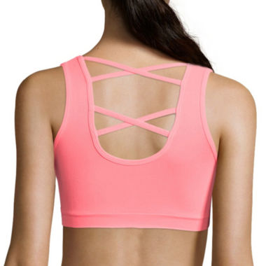 jcpenney.com | Flex Seamless Criss-Cross Sports Bra