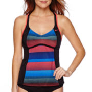 Nike® Optic Shift Tankini Swim Top