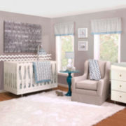 Petit Nest Henri 4-pc. Crib Bedding Set