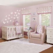 The Peanut Shell® Petit Nest Sophie 4-pc. Crib Bedding Set