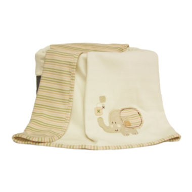 jcpenney.com | Natures Purest Sleepy Safari Receiving Blanket