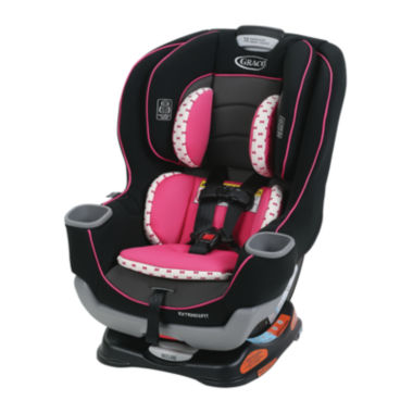 jcpenney.com | Graco® Kenzie Extend2Fit™ Convertible Car Seat