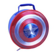 Marvel® Captain America Shield Lunch Kit - Boys