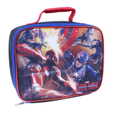 jcpenney.com | Marvel® Captain America: Civil War Lunch Kit - Boys