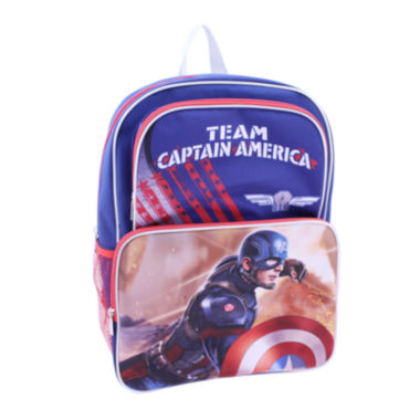 jcpenney.com | Marvel® Captain America Backpack - Boys