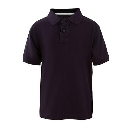 U.S. Polo Assn.® Short-Sleeve Polo - Preschool 4-7