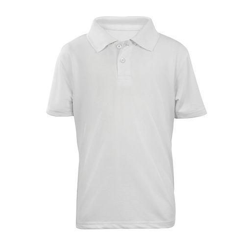 U.S. Polo Assn.® Short-Sleeve Performance Polo - Boys 8-16
