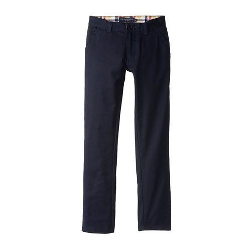 U.S. Polo Assn.® Skinny Twill Pants - Girls 7-16