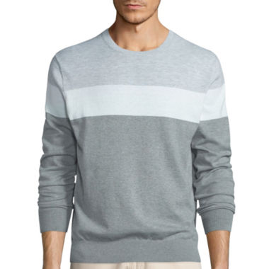 jcpenney.com | Claiborne® Long-Sleeve Thermolite Sweater