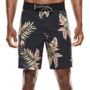 Ocean Current Fade 4-Way Stretch Boardshorts