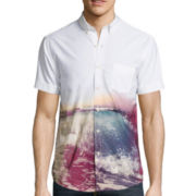 Arizona Short-Sleeve Photoreal Woven Shirt