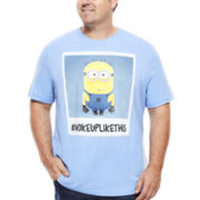 Hybrid Short-Sleeve Minion Tee - Big & Tall
