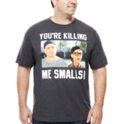 Hybrid Short-Sleeve Killing Me Smalls Tee - Big & Tall
