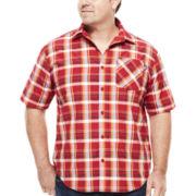 Ecko Unltd.® Short-Sleeve Woven Shirt - Big & Tall