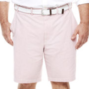 IZOD® Seersucker Shorts - Big & Tall