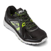Fila® Memory Retribution Mens Athletic Shoes