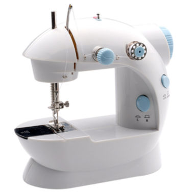 jcpenney.com | Michley LSS-202 Portable Sewing Machine Combo with 42-pc. Sewing Kit