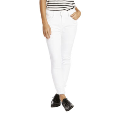 jcpenney.com | Levi's® Mid Rise Skinny Jeans