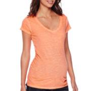 a.n.a® Maternity Short-Sleeve V-Neck T-Shirt