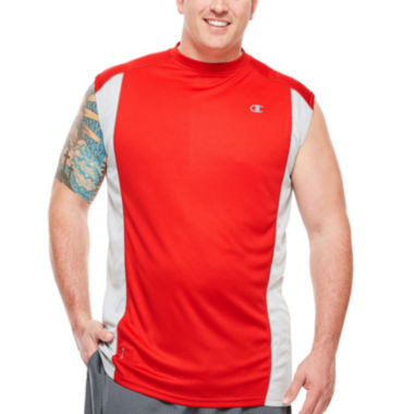 jcpenney.com | Champion® Colorblock Muscle Tee - Big & Tall