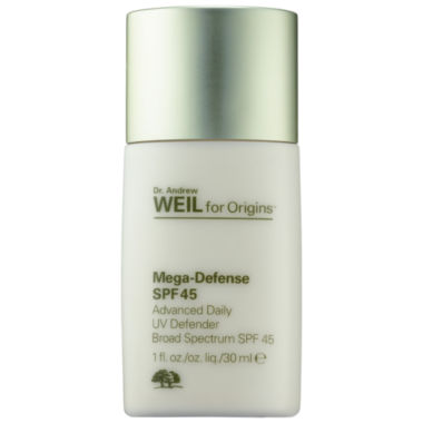 jcpenney.com | Origins Dr. Andrew Weil For Origins™ Mega-Defense Advanced Daily UV Defender Broad Spectrum SPF 45