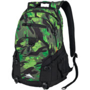 High Sierra® Loop Backpack-Camouflage