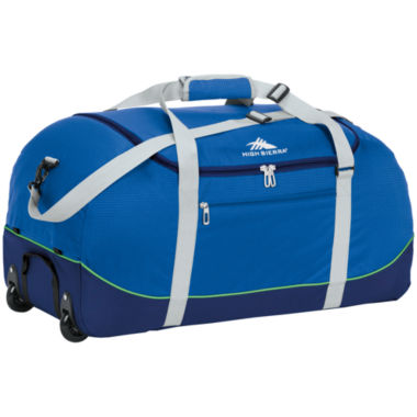 "jcpenney.com | High Sierra® 24"" Wheel-N-Go Duffel Bag"