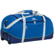 "High Sierra® 24"" Wheel-N-Go Duffel Bag"