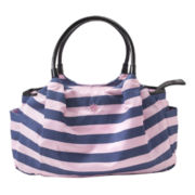 JP Lizzy Allure Stripe Diaper Bag