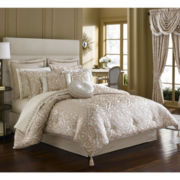 Queen Street® Bernadette Scroll 4-pc. Comforter Set & Accessories