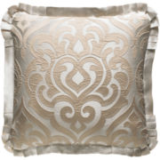 Queen Street® Bernadette Square Decorative Pillow