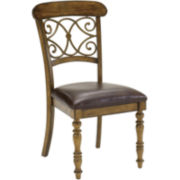 Bergamo Set of 2 Dining Chairs