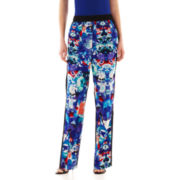 nicole by Nicole Miller® Print Soft Pants