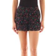 I 'Heart' Ronson® Print Shorts