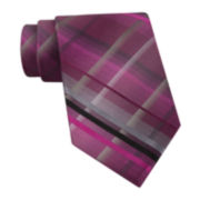Van Heusen® Castle Plaid Extra Long Tie
