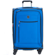 "Delsey Lite XLS 25"" Expandable Spinner Luggage"