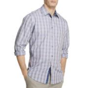 Van Heusen® Long-Sleeve Button-Front Shirt