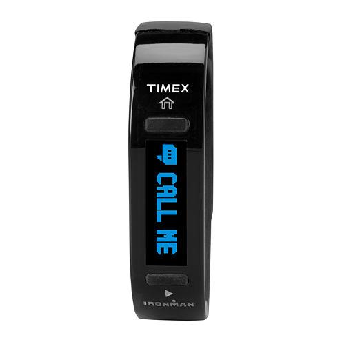 Timex® Ironman Move x20 Mens Activity Tracker Digital Smartwatch TW5K85500F5