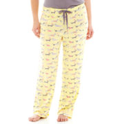 Insomniax® Knit Sleep Pants - Plus
