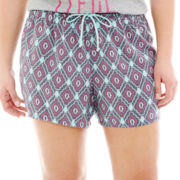 Insomniax® Rayon Sleep Shorts - Plus