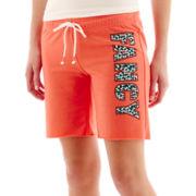 City Streets® Bermuda Shorts