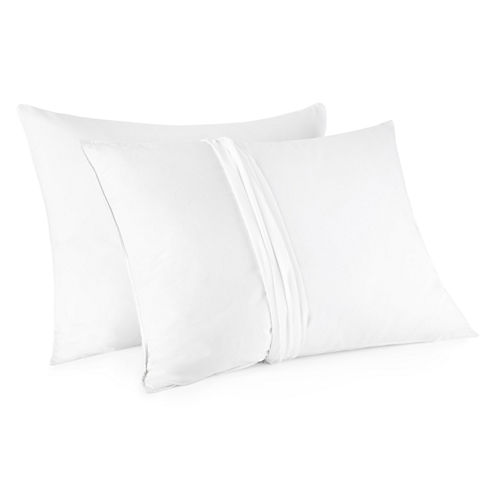 Sealy Cotton Touch Pillow Protector 2-Pack